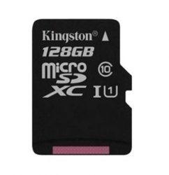 Kingston 128GB / Class10 microSD kártya