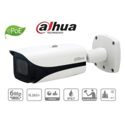 Dahua IP csőkamera - IPC-HFW8630E-ZEH (6MP,4,1-16,4mm(motor), H265+, IP67, IR50m, ICR, DWDR, SD, ePoE,IK10,audio,I/O)