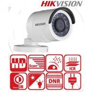 Hikvision DS-2CE16D0T-IRF Bullet kamera, kültéri, 1080P, 2,8mm, IR20m, D&N(ICR), IP66, DNR, AHD/CVI/TVI/CVBS