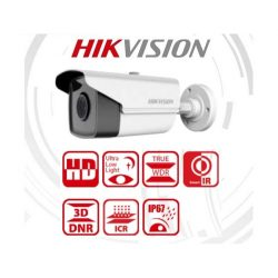 Hikvision 4in1 Analóg csőkamera - DS-2CE16D8T-IT3F (2MP, 2,8mm, kültéri, EXIR60m, IP67, WDR)
