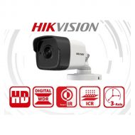 Hikvision 4in1 Analóg csőkamera - DS-2CE16H0T-ITF (5MP, 2,8mm, kültéri, EXIR20M, ICR, IP67, DWDR, BLC)