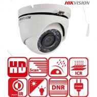 Hikvision DS-2CE56D0T-IRMF Turret kamera, kültéri, 1080P,  2,8mm, IR20m, D&N(ICR), IP66, DNR, AHD/CVI/TVI/CVBS