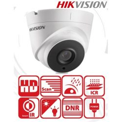Hikvision 4in1 Analóg turretkamera - DS-2CE56D0T-IT3F (2MP, 3,6mm, kültéri, EXIR40m, D&N(ICR), IP66, DNR)