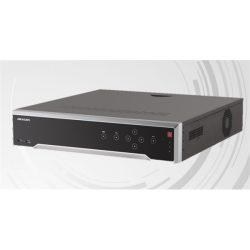 Hikvision DS-7716NI-I4 NVR, 16 csatorna, 160Mbps rögzítési sávszélesség, H265, HDMI+VGA, 3x USB, 4x Sata, I/O