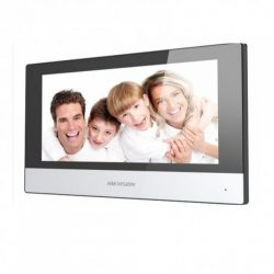 "Hikvision IP kaputelefon - DS-KH6320-TE1 (beltéri egység, 7"" touch screen, PoE)"