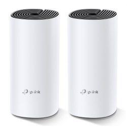 TP-Link Mesh WiFi AC1200 - Deco M4 (2 pack; 300Mbps 2,4GHz + 867Mbps 5GHz)