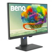 """BenQ monitor 27"""" - PD2700U (IPS, 16:9, 3840x2160, 100%sRGB/REC709, DP, HDMI, USB) Speaker, HAS, Pivot"""