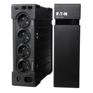 EATON szünetmentes 650VA - EL650USBDIN (4 Schuko kimenet, Standby, USB, rack/torony)