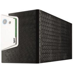 Legrand szünetmentes 800VA - KEOR-SP; BE: C14 aljzat + C13-SCH kábel, KI:4xC13, Always-on USB töltőaljzat, USB-B